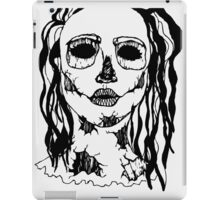 The Porcelain Doll  iPad Case/Skin