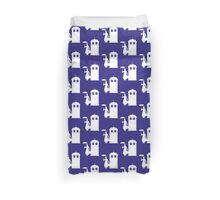 MARY WHOVIANS Duvet Cover