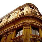 The Bank of Nova Scotia (La Habana) by Valerie Rosen