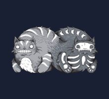Quantum Cat Curiosity Kids Clothes