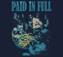 paid in full shirt by retroracing