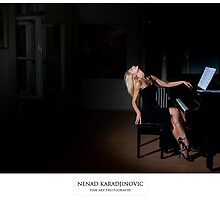 The Piano by NENAD KARADJINOVIC