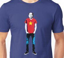 Hipster Mao Unisex T-Shirt