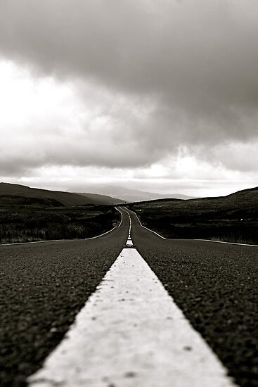 The Road by Richard Pitman
