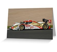 Lola B10/60 Coupe 12 Greeting Card