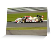 Lola B10/60 Coupe 13 Greeting Card