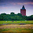Neuwerk Lighthouse by pahit