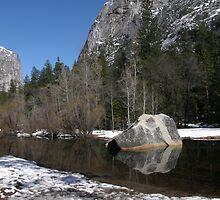 Reflections Below Mt. Watkins by Patty Boyte