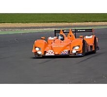Team LNT Ginetta-Zytek Photographic Print