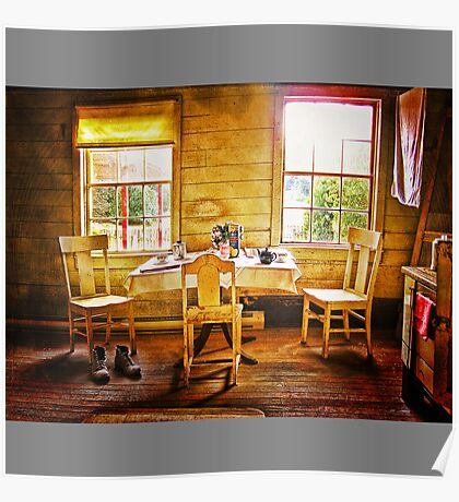 Pioneer House Poster