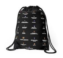 Zelda - The Items Drawstring Bag