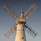 Thurne Windmill by Kasia Nowak