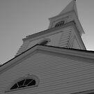 Church Steeple by Cathy O. Lewis