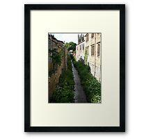 The Beck, Helmsley Framed Print