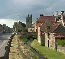 Helmsley, North Yorkshire by Ellie Lewis