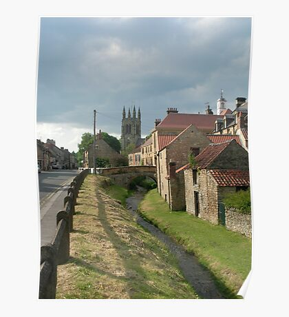 Helmsley, North Yorkshire Poster