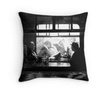 Passengers Throw Pillow