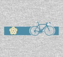 Bike Stripes Yorkshire Kids Tee