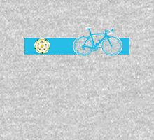 Bike Stripes Yorkshire Unisex T-Shirt