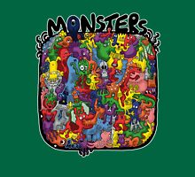 Monster Mash Up Unisex T-Shirt