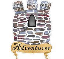 Adventurer's Tower by LibraGhost
