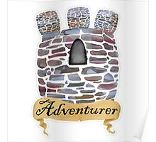 Adventurer's Tower Poster