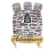 Adventurer's Tower Photographic Print