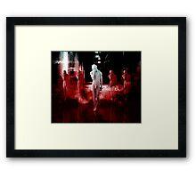 Sorrow Alley Framed Print
