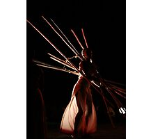 Dancers create the dreams Photographic Print