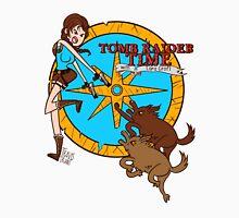 Tomb Raider Time Unisex T-Shirt
