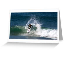 360 at Narrabeen Beach NSW Greeting Card