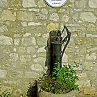 Rectory Mansion and Hand Pump, Brading by Rod Johnson