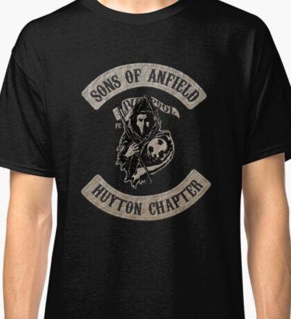 Sons of Anfield - Huyton Chapter Classic T-Shirt