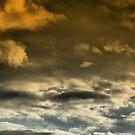 Looming Clouds...... by Sandra Cockayne