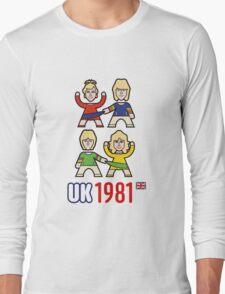 UK 1981 Long Sleeve T-Shirt