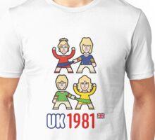 UK 1981 Unisex T-Shirt