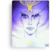 Masculine and Feminine Divine Canvas Print