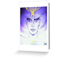 Masculine and Feminine Divine Greeting Card