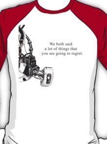 Portal 2 GladOS T-Shirt