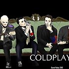 Coldplay by Redustheriotact