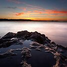 Sardinia sunset by Saverio Savio