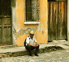 "Chapin (slang for ""Guatemalan man"") by Valerie Rosen"