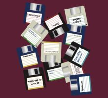 Amiga Disks by TGIGreeny
