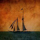 The America in Key West by Susanne Van Hulst