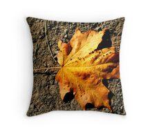Autumn's Return Throw Pillow