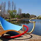 From a park in Canberra, Australia by Loreto Bautista Jr.