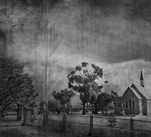 A Country Church by garts