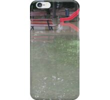 Childish reflection - (to my Mother) iPhone Case/Skin