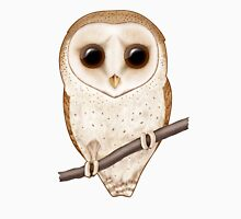 Big-Eyed Barn Owl Unisex T-Shirt