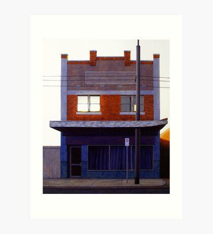 Radiance, Oil on Linen, 101x83cm Art Print